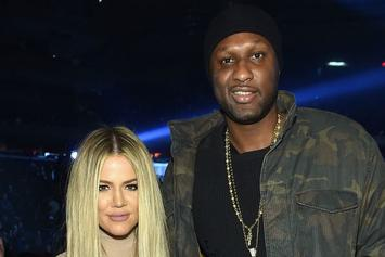 """Lamar Odom Gets """"Emotional"""" Watching His Old Reality Show With Khloe Kardashian"""