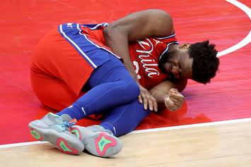 Joel Embiid Suffers Bone Bruise, Injury Timeline Revealed