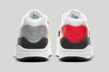"""Nike Air Max 1 """"Evolution Of Icons"""" Unveiled: Official Photos"""