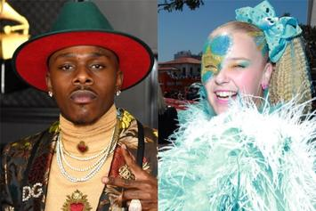 DaBaby Asked JoJo Siwa To Perform With Him At Grammys