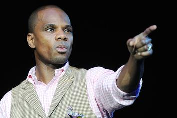Kirk Franklin's Estranged Son Accuses Father Of Physical Abuse