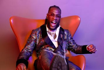 Burna Boy Calls Out Haters For Praying That He Would Lose At Grammys