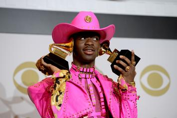 "Lil Nas X Reacts To Nike Lawsuit Against ""Satan's Shoe"""
