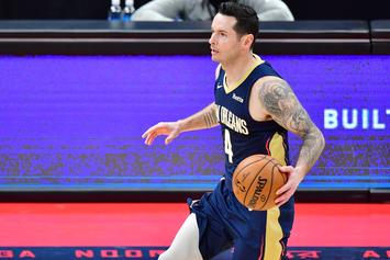 JJ Redick Rips The Pelicans After Trading Him To Dallas