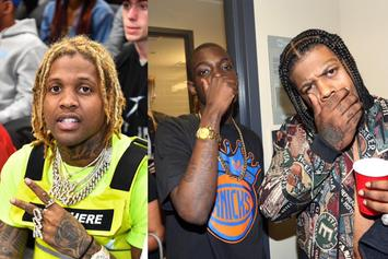 Lil Durk Is Locked In With Bobby Shmurda & Rowdy Rebel