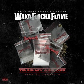 Waka Flocka Trap My Ass Off Cover