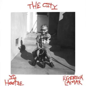 YG Hootie feat. Kendrick Lamar The City Cover