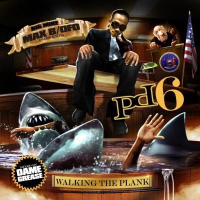 Max B cover art for PD6 (Walking The Plank)