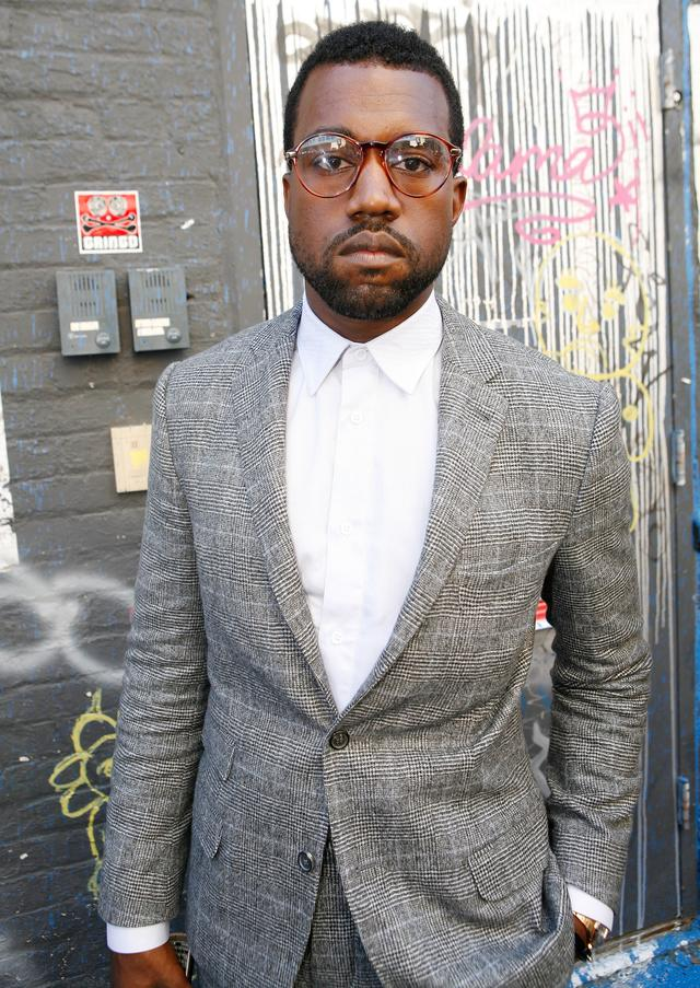 Kanye West in 2008