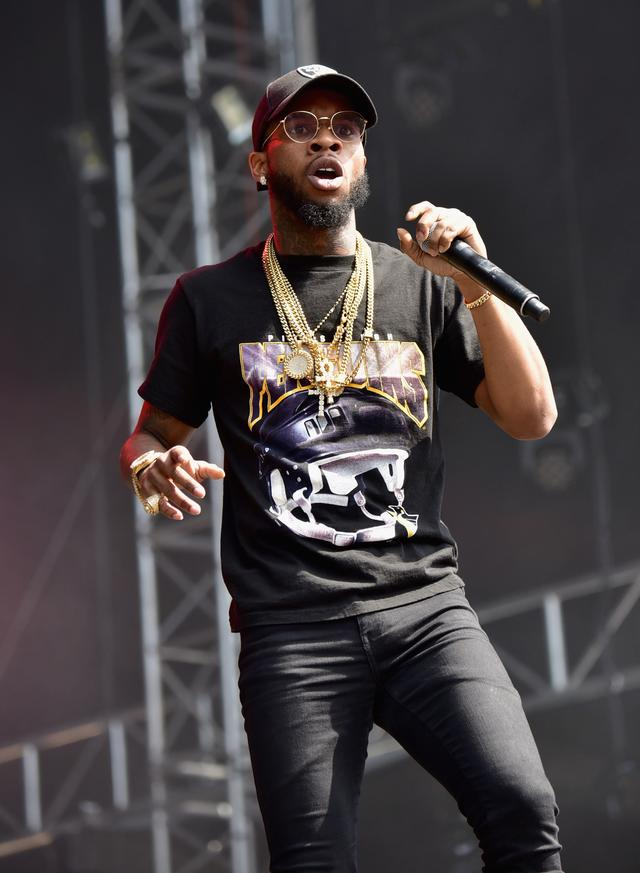 Tory Lanez at Made in America festival