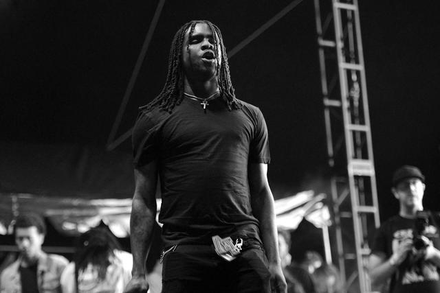 Chief Keef at Day N Night 2017