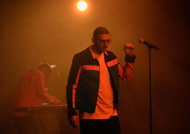 Majid Jordan at FYF Fest