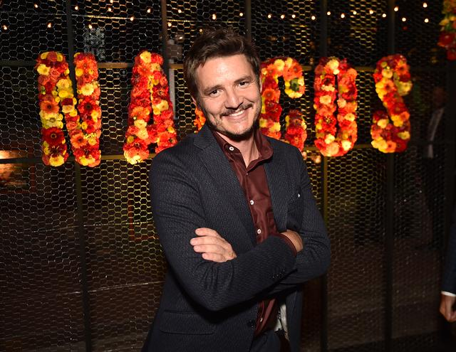 Pedro Pascal of Narcos cast