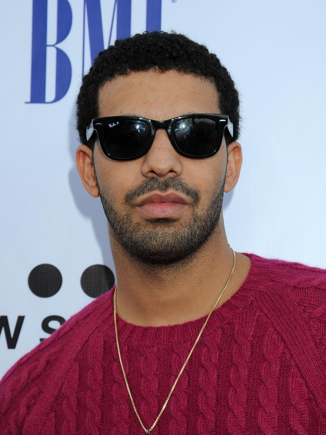Drake at 11th annual BMI awards
