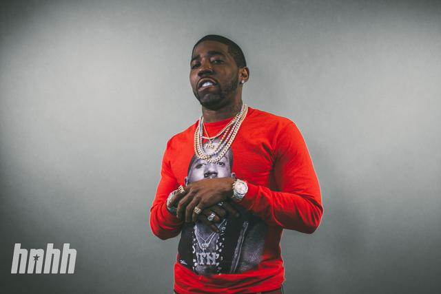 YFN Lucci at HNHH Office in NYC