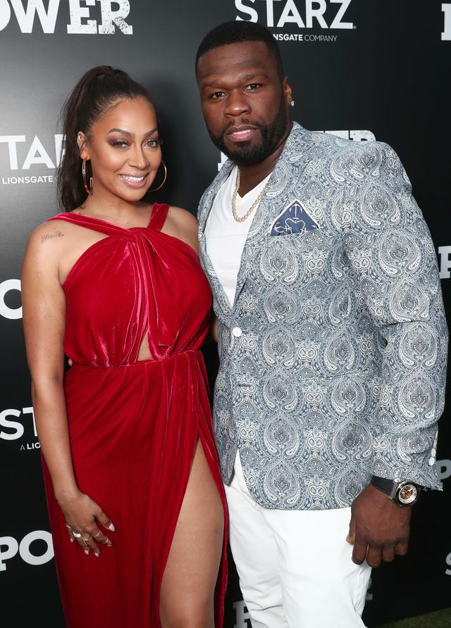 Lala and 50 Cent for POWER