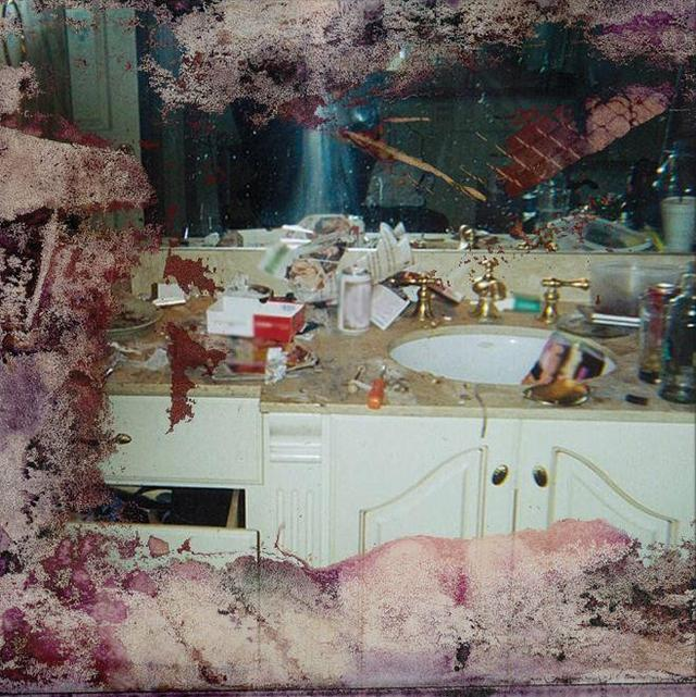 "Pusha T ""DAYTONA"" album cover"