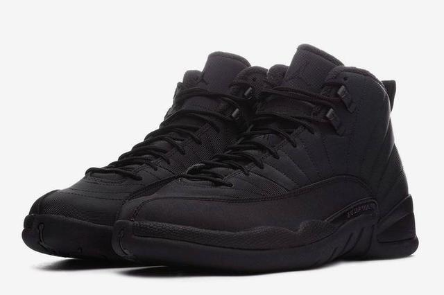 Winterized AJ12 Triple Black