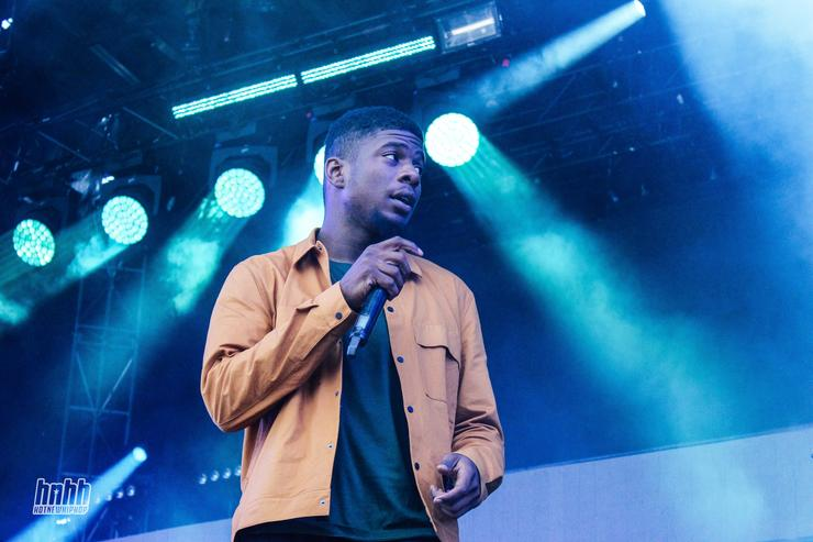 Mick Jenkins at Osheaga 2017