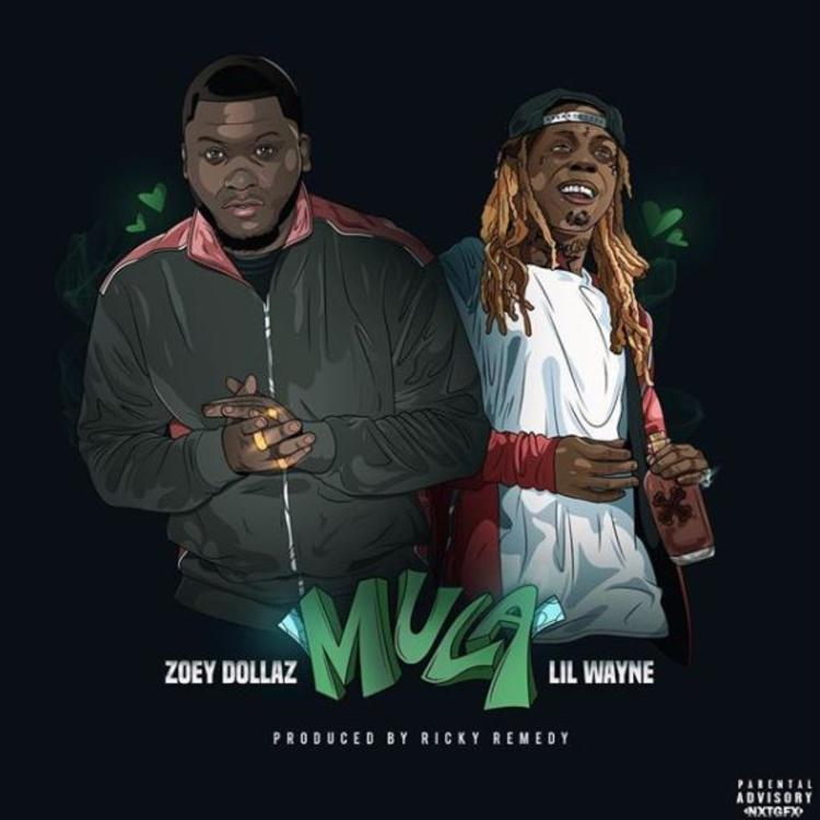 Zoey Dollaz Gets Lil Wayne For The Official Mula Remix