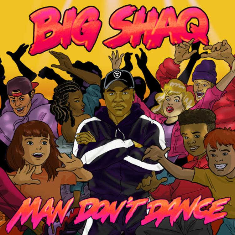 "New Song Singa One Man: Big Shaq Is Back With ""Man Don't Dance"""