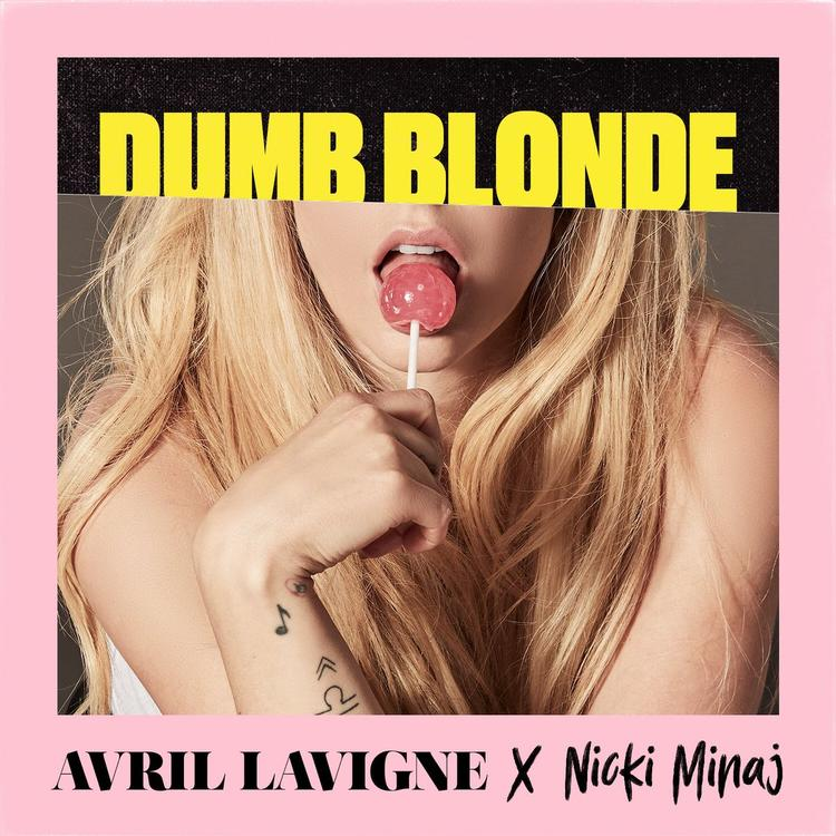 Avril Lavigne - Dumb Blonde Ft. Nicki Minaj