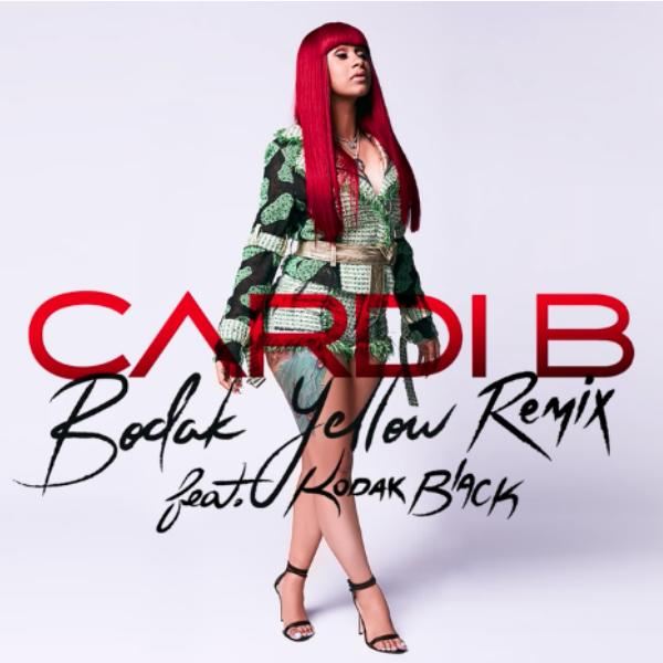 Girls Like U Cardi B Mp3 Download: Bodak Yellow Remix Ft Kodak Black MP3 Download
