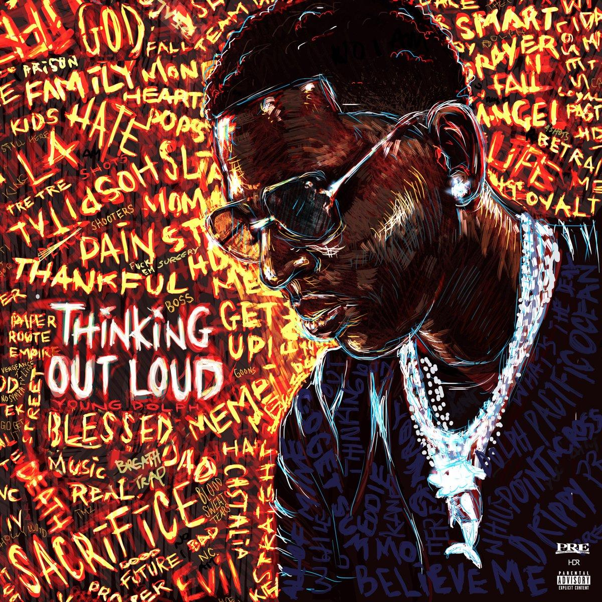 Young Dolph – Thinking Out Loud Album Download