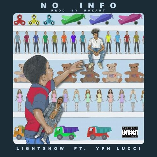 Lightshow Ft. YFN Lucci - No Info Mp3 Download
