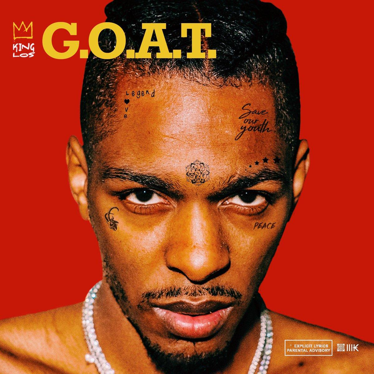 King Los - G.O.A.T. MixTape Download