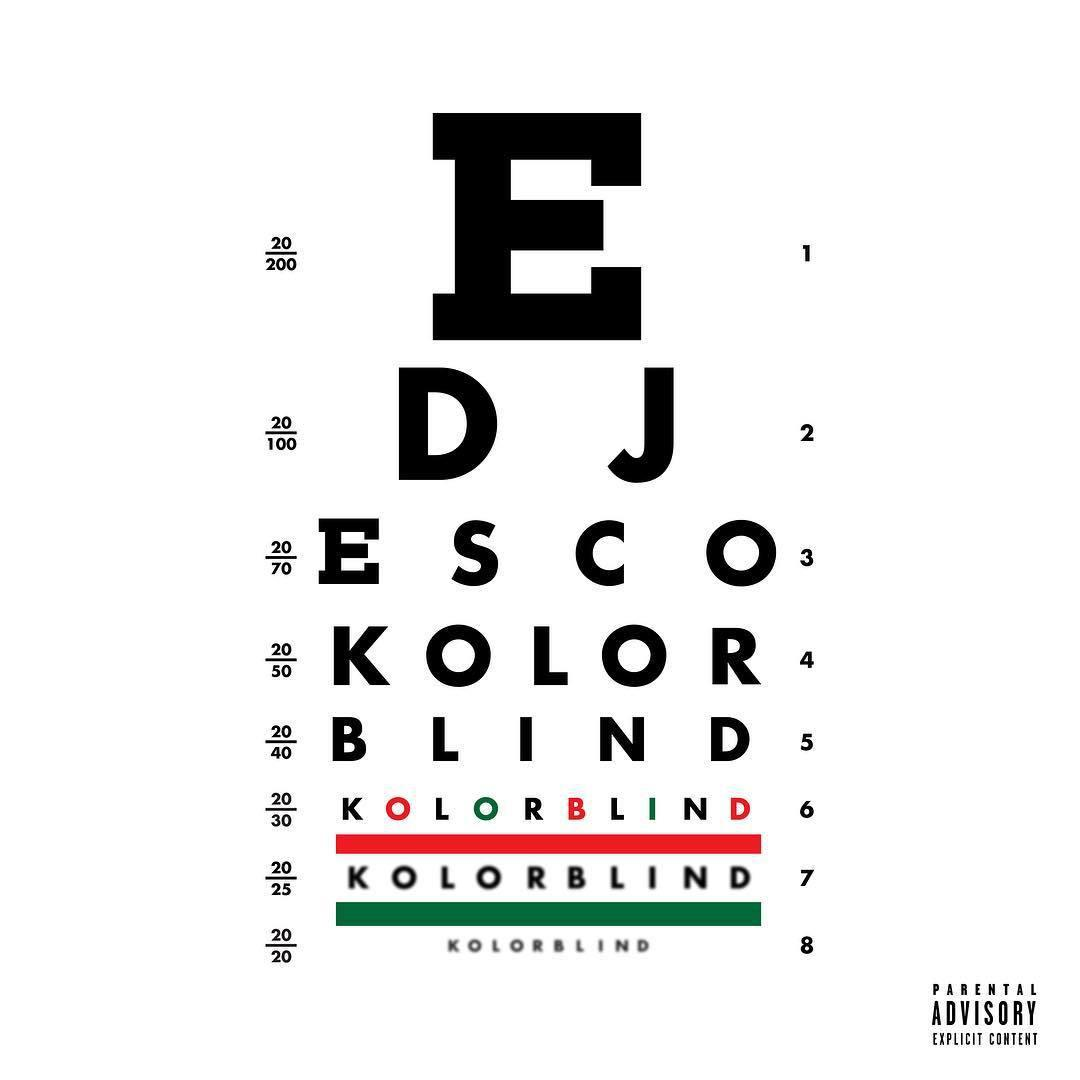 DJ Esco - Kolorblind Album Download