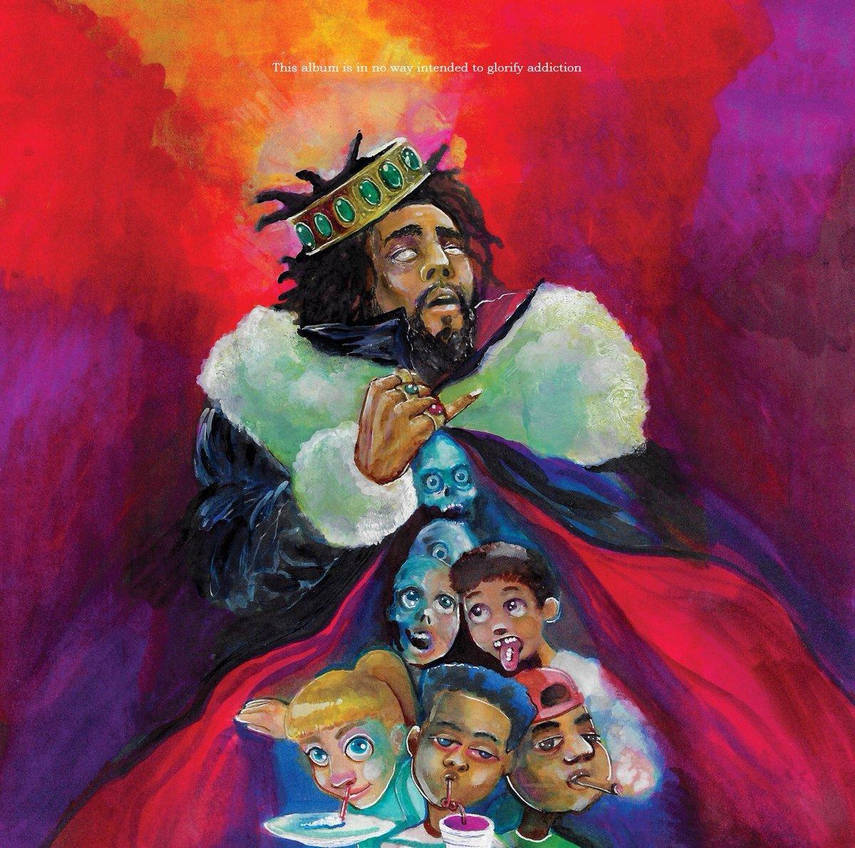 J. Cole - KOD Album Download