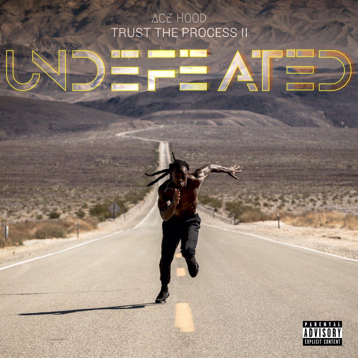 Ace Hood - Trust The Process II: Undefeated Album Download