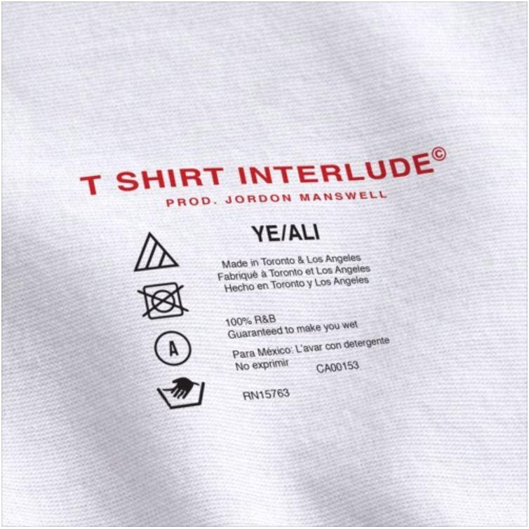 Ye Ali Feat TYuS T shirt Interlude Mp3 Download