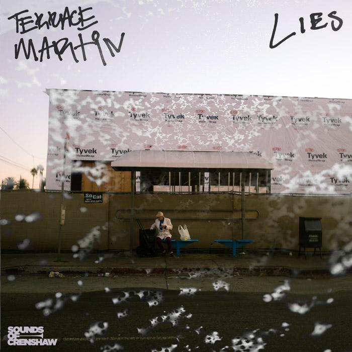 "Terrace Martin Makes New Song With ""Lies"""