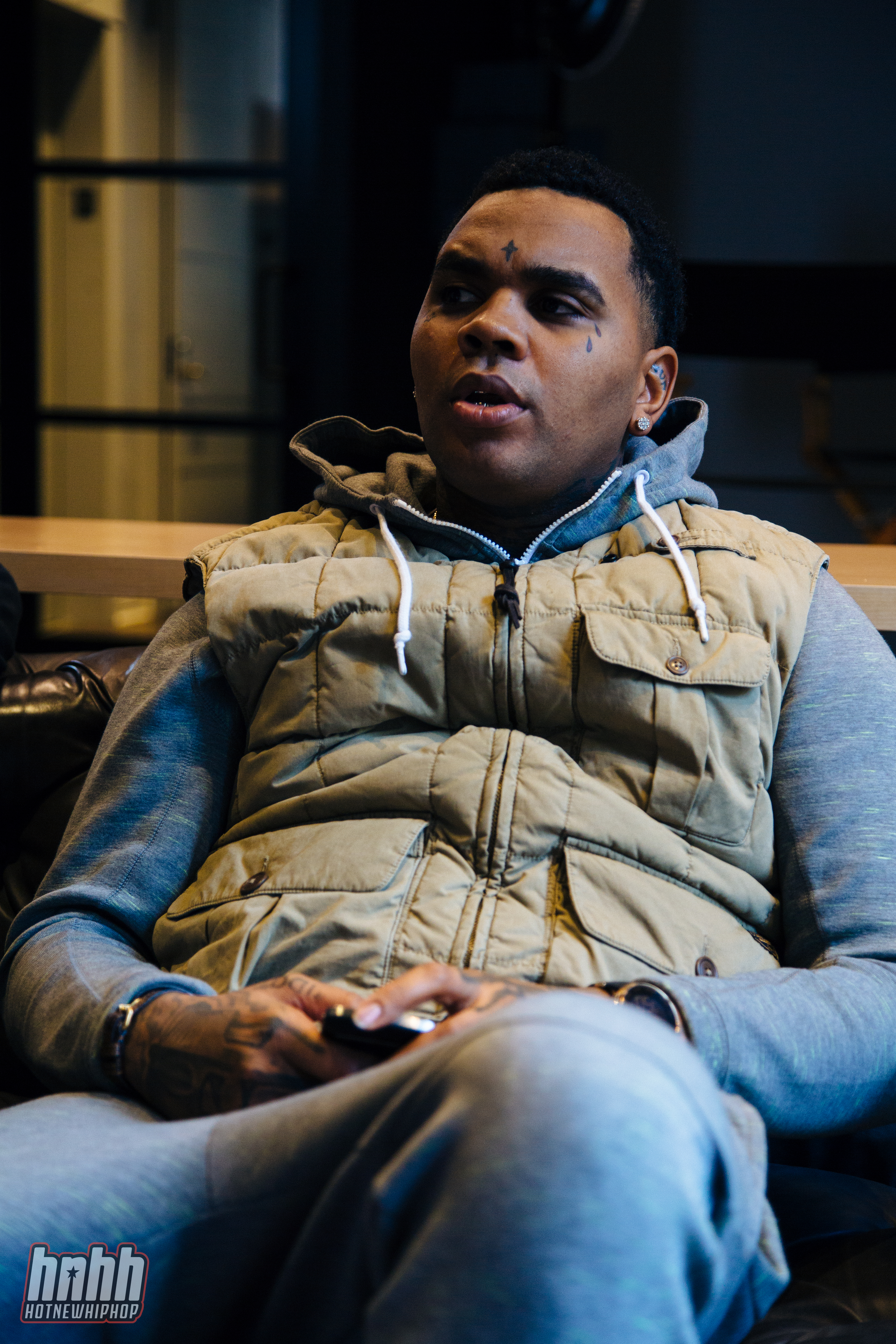 Kevin Gates Signs New Deal With CAA For Worldwide Representation